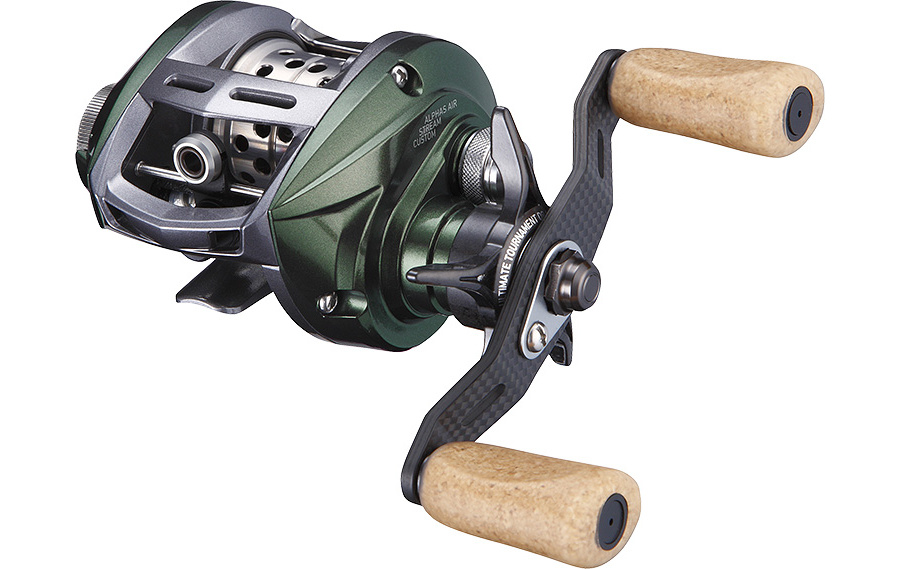 Baitcast Reels for Trout