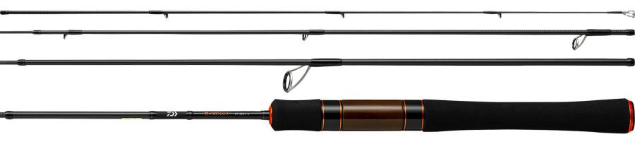 Daiwa Presso ST 53XUL-4 4-piece Area rod.