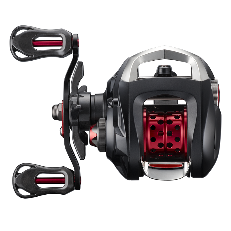 Daiwa SS Air 8.1L (Top View)