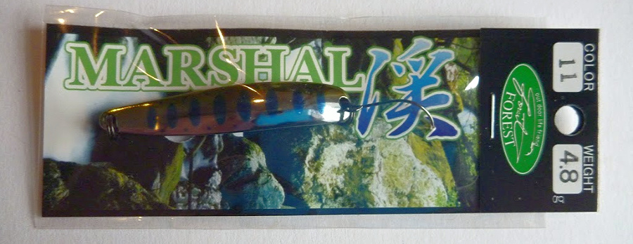 Marshal River Spoon 11