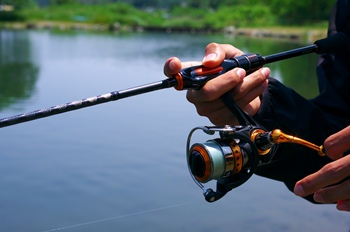 Daiwa Iprimi rod and reel
