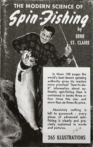 Cover of book by Erne St. Clair