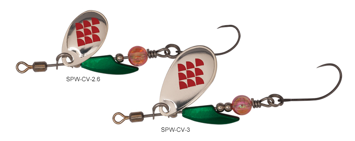 Palms Spinwalk Clevis Spinners