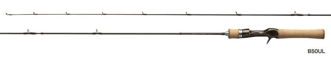 Shimano Trout One NS (Native Special) B50UL
