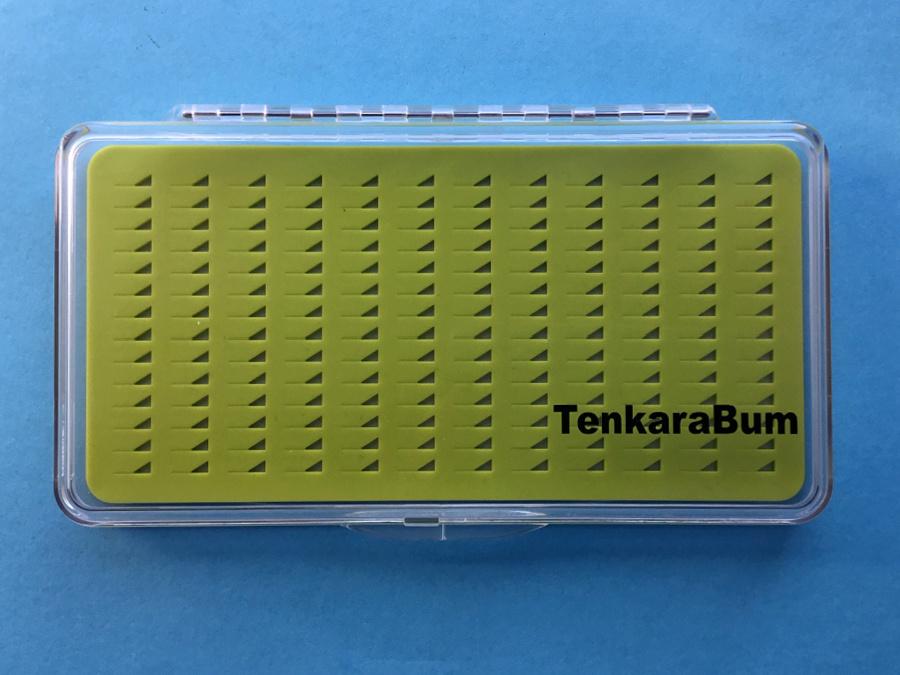 TenkaraBum Silicone Fly Box Large