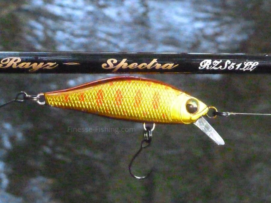 Daiwa Silver Creek Red Gold Yamame 44S