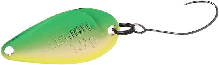 Daiwa Presso Lumion Green Flash spoon