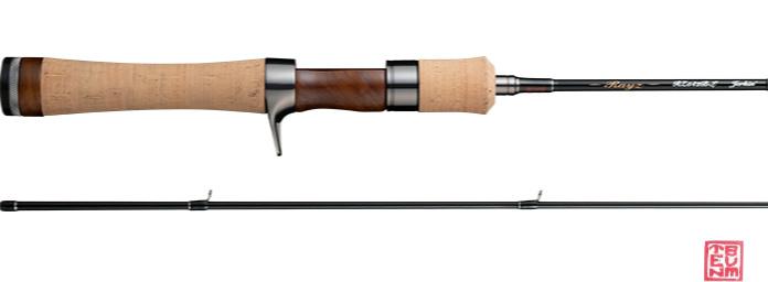 Tenryu Rayz RZ542B-L baitcaster