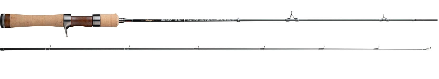RZ542B-L baitcaster