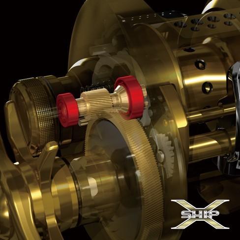 X-Ship gear system