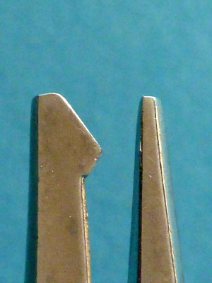 Cheap Split Ring Pliers' Jaws