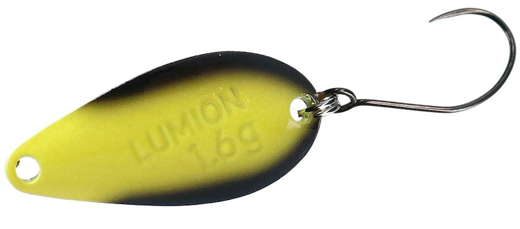 Daiwa Presso Lumion Yellow Dagger spoon