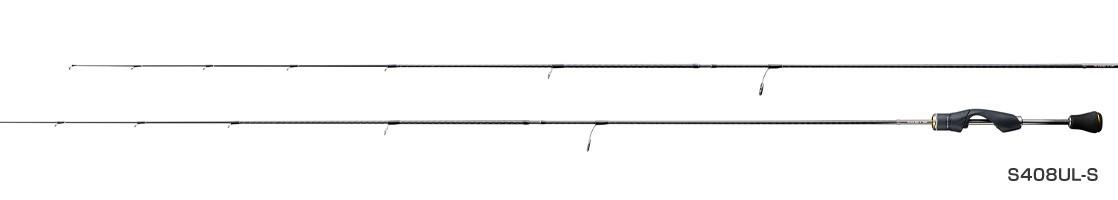 Shimano Soare CI4+ Ajing S408UL-S